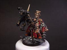 Brovatar's Painting Blog: Grey Knight Grand Master