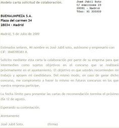 carta de autorizacion   cris   Carta formal, Modelo carta ...