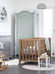 Coming Kids Babykamer - Pebbles Seagreen bij Babyhuis Casita