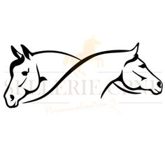 Horse Head, Horse Art, Horse Drawings, Art Drawings, Small Horse Tattoo, Wild Horses Running, Cute Little Drawings, Horse Logo, Horse Crafts