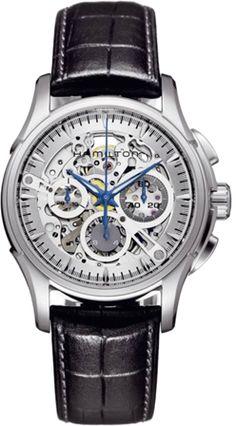 H32676791 - Authorized Hamilton watch dealer - Mens Hamilton Jazzmaster Skeleton, Hamilton watch, Hamilton watches
