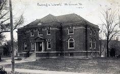 Mount Vernon Illinois   Carnegie Library, Mt. Vernon, Illinois