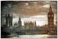 Palace of Westminster with BigBen by DK visit my pics on 500px