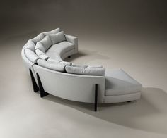 Clip Curved Sectional from Thayer Coggin