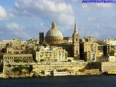 La Valeta #malta http://www.pacoyverotravels.com/2014/07/la-valeta-en-un-dia-que-ver-hacer-con-ninos.html