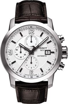T055.427.16.017.00, T0554271601700, Tissot prc 200 authomatic chrono watch, mens