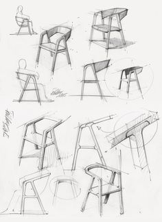 - Furniture Designs - leManoosh collates trends and top notch inspiration for Industrial Designers, Gr. leManoosh collates trends and top notch inspiration for Industrial Designers, Graphic Designers, Architects and all creatives who love Design. Chair Drawing, Drawing Drawing, Industrial Design Sketch, Industrial Product Design, Industrial Design Portfolio, Interior Sketch, Sketch Design, Love Design, Design Model