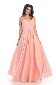 May Queen - Finely-Tucked Bodice Sweetheart Neck A-Line Dress Plus Size Evening Gown, A Line Evening Dress, Long Evening Gowns, Evening Party, Robes D'occasion, Maxi Robes, Prom Dresses 2018, Bridesmaid Dresses, Bridesmaids