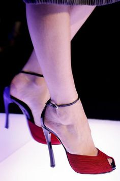 Os Sapatos da Paris Fashion Week 2013 - The Paris Fashion Week's Shoes 2013 - Gosto Disto!