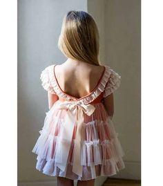 www.lacasitademartina.com Pilar del Toro #SS14 #fashionkids #modainfantil Vestidos niñas, Blog Moda Infantil, Blog Moda Bebé, La casita de Martina