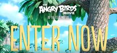 Enter to instantly win an Angry Birds Swag Bag PLUS be entered for a chance to win one of 25 Grand Prizes full of Angry Bird Swag.  Good luck!