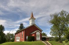 Old country church | OLd Country