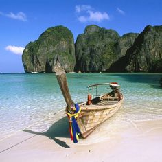 Beautiful Thailand-took a motorboat from Krabi to Koh Jum loaded with humanitarian relief supplies a few months after the Tsunami.