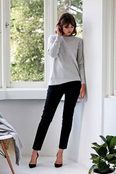 25 Secrets To Minimalist Fashion Summer Casual Minimal Chic Simple 27 Style Work, Mode Style, Work Chic, Minimal Chic, Minimal Trends, Edgy Chic, Minimal Classic, Casual Chic, Classic Chic
