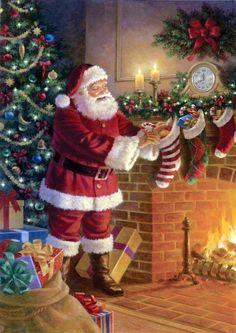 ♥ Weihnachtsmann ♥