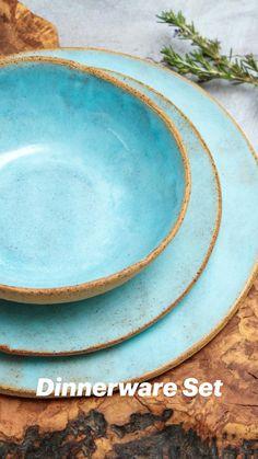 Slab Pottery, Pottery Plates, Ceramic Bowls, Stoneware, Dinner Sets, Dinnerware Sets, Dinner Plates, Ceramics, Tableware
