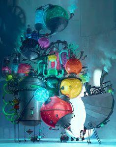 monsieur clement: Sets Color Researches