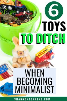 Toys To Ditch With Minimalism - Minimalist Parenting, Minimalist Kids, Becoming Minimalist, What Is Work, Eco Friendly Toys, Buy Toys, Toy Rooms, Toy Organization, Way Of Life