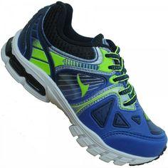 Tênis Infantil Nike Md Runner 2 Velcro Masculino Chumbo e