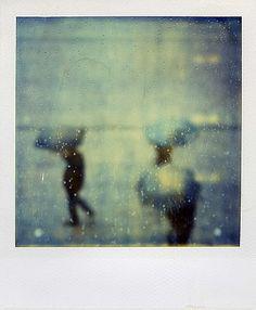polaroid - rainy days