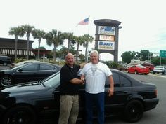 Congratulations Donnie on your beautiful BMW!