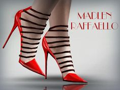 Madlen Raffaello Shoes by MJ95 - Sims 3 Downloads CC Caboodle