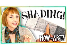 How to SHADE with PENCIL - HTA #3