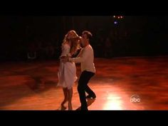 Ella Mae Bowen - Holding Out for a Hero & Blake Shelton - Footloose (DWTS 10-11-2011) *this makes me want to dance again so bad*