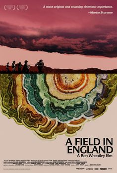 Ben Wheatley's A Field in England, backed by Film4
