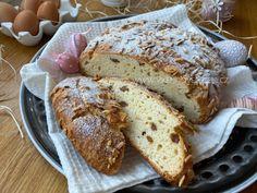 Tvarohový mazanec - Víkendové pečení Cheesecake, Bread, Cooking, Food, Pizza, Kitchen, Cheesecakes, Brot, Essen