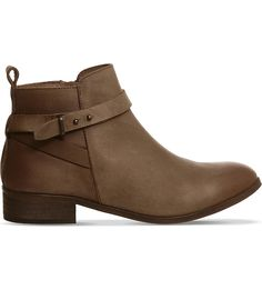 OFFICE Instinct leather ankle boots