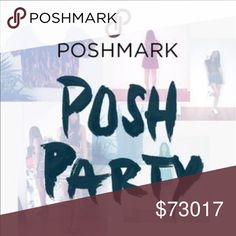 CO-HOSTING MY FIRST POSH PARTY!!! July 30, 2017 at 7PM! Theme TBD! Start dropping links to your favorite closets so I can start the hunt for HPs early!!! 🌸🌟🙏😻💕 Christian Louboutin Dresses