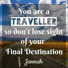 Parh towards Jannah