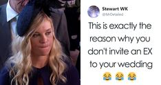 Hilarious Reactions To The Royal Wedding The whole world watched as Prince Harry and Meghan Markle got married in front of 600 or so guests at the St. Vegan Meringue, Harry Wedding, Sugar Free Vegan, Types Of Humor, My Cookbook, Daily Funny, Can't Stop Laughing, Royal Weddings, Bride Look