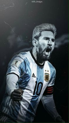 The king of futbol