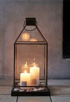 Roma Lantern L  - Rivièra Maison - Summer Collection - Lantaarn