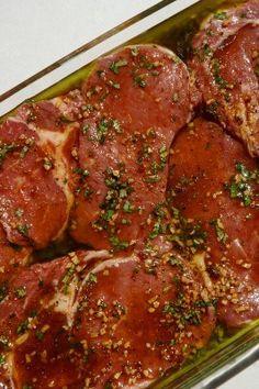 Roasted Garlic–Stuffed Rib Eyes | Recipes | Beyond Diet