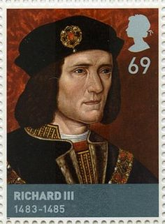 House of Lancaster and York.                Issued Feb 2008.                                  Richard III.                                              1483-1485