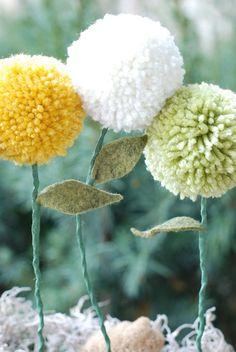 pom pom dandelions <3