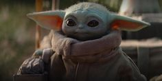 Star Wars Serie: Welche Marke trägt Baby Yoda in The Mandalorian?