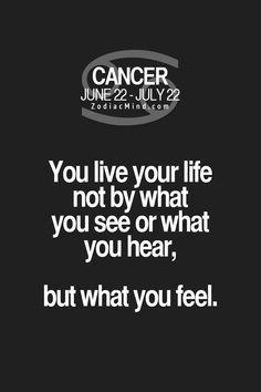 Cancer Zodiac Sign ♋
