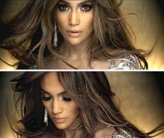 EMAN makeup artist: Jennifer Lopez Makeup Tutorial