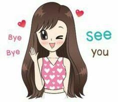 Bye Bye...See you