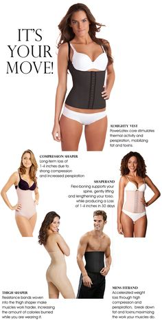 51482c4792 A Complete Plan Of Attack  Combining Shapewear With Your Healthy Lifestyle