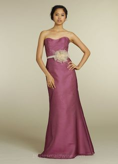 #organza bridesmaid dresses #organza lace wedding dresses 2016 #ORGANZA A-LINE BRIDESMAID GOWN #A-Line skirt organza bridesamid dresses