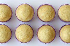 Perfect Vanilla Cupcakes Recipe » Glorious Treats