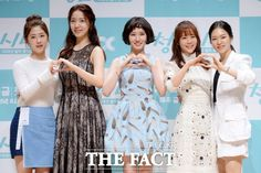 """""""Age of Youth"""" 5 pretty girls - character analysis @ HanCinema :: The Korean Movie and Drama Database Kim So Hyun Fashion, Queen Of The Ring, Age Of Youth, Kim So Eun, Park Bo Young, Weightlifting Fairy Kim Bok Joo, Girls Characters, Korean Dramas, College Girls"""