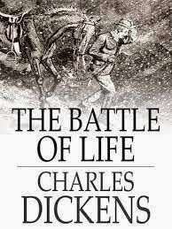 Free download or read online The Battle of Life is a romantic English novel about the true love story of two sisters authorized by Charles Dickens.