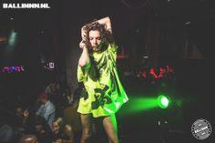 Performing at Speedfreax! Nightlife, Amsterdam, Concert, Concerts