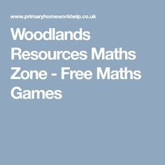 A variety of maths games for kids to practise their maths skills at home and at school. Includes timetables games too! Free Math Games, Math Games For Kids, Math Sites, Teaching Resources, Stem Subjects, Math Boards, Math Help, Learning